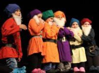 International festival of puppetry