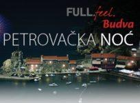 Petrovac night